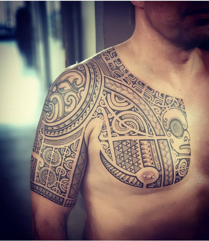 Ta Moko Tatau Otautahi Tattoo Auckland Studio