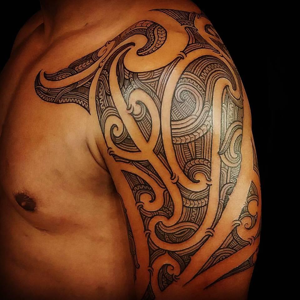 Moko Tattoo Maori: Ta Moko & Tatau
